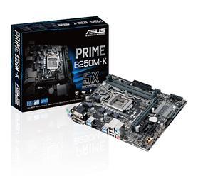 ASUS PRIME B250M-K Socket 1151 Intel B250 Chipset