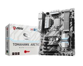 MSI Z270 TOMAHAWK ARCTIC Socket 1151 Intel Z270 Chipset