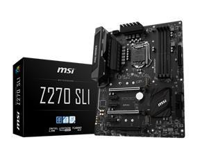 MSI Z270 SLI Socket 1151 Intel Z270 Chipset