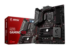 MSI H270 GAMING M3 Socket 1151 Intel H270 Chipset