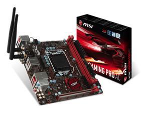 MSI H270I GAMING PRO AC Socket 1151 Intel H270 Chipset
