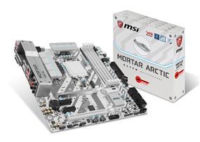 MSI H270M MORTAR ARCTIC Socket 1151 Intel H270 Chipset
