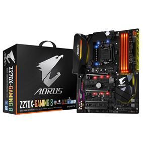 GIGABYTE GA-Z270X-Gaming 8 Socket 1151 Intel Z270 Chipset