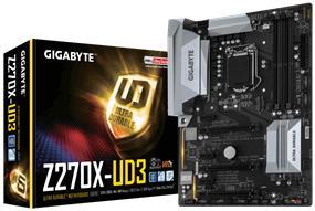 GIGABYTE GA-Z270X-UD3 Socket 1151 Intel Z270 Chipset
