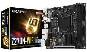 GIGABYTE GA-Z270N-WIFI Socket 1151 Intel Z270 Chipset