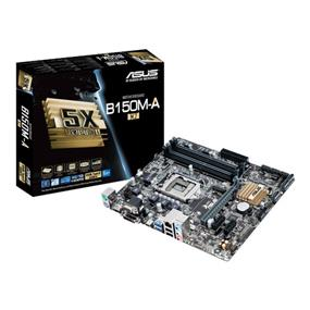 ASUS B150M-A/M.2 Socket1151 Intel B150 Chipset  (B150M-A/M.2)