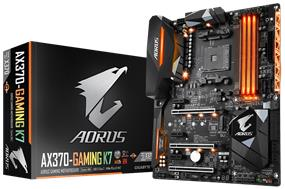 GIGABYTE GA-AX370-Gaming K7 Socket AM4 AMD X370 Chipset