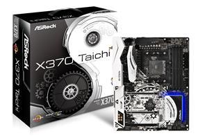 ASRock X370 Taichi Socket AM4 AMD X370 Chipset