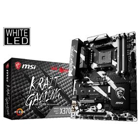 MSI X370 KRAIT GAMING Socket AM4 AMD X370 Chipset