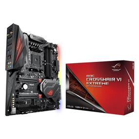 ASUS ROG CROSSHAIR VI EXTREME Socket AM4 AMD X370 Chipset