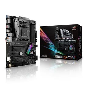 ASUS ROG STRIX B350-F GAMING Socket AM4 AMD B350 Chipset