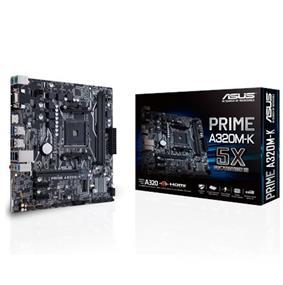 ASUS Prime A320M-K AMD Ryzen AM4 mATX