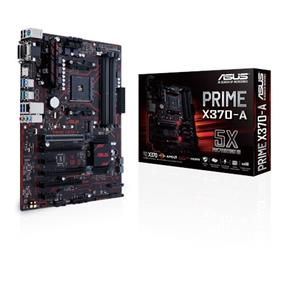 ASUS PRIME X370-A Socket AM4 AMD X370 Chipset