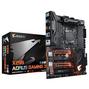 GIGABYTE X299 AORUS Gaming 3 Socket 2066 Intel X299 Chipset