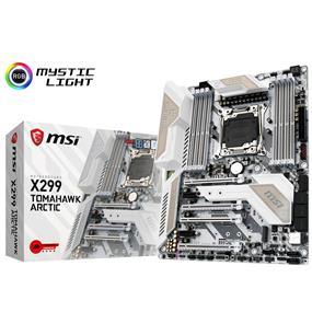 MSI X299 TOMAHAWK ARCTIC Socket LGA 2066 Intel X299 Chipset