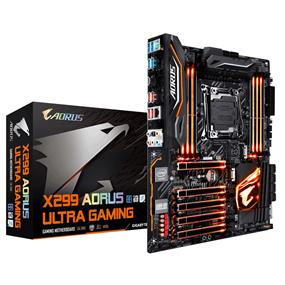 GIGABYTE X299 AORUS Ultra Gaming Socket 2066 Intel X299 Chipset