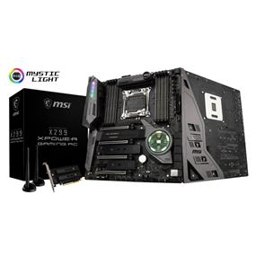 MSI X299 XPOWER GAMING AC Socket LGA 2066 Intel X299 Chipset