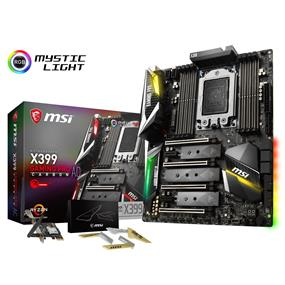 MSI X399 GAMING PRO CARBON AC Socket TR4 AMD X399 Chipset