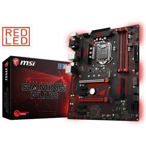 MSI Z370 GAMING PLUS LGA 1151 (8th Gen CPU Only) Intel Z370