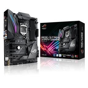 ASUS ROG Strix Z370-F GAMING LGA 1151 (8th Gen CPU Only) Intel Z370