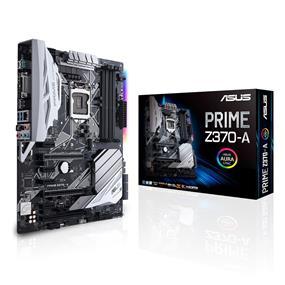 ASUS Prime Z370-A LGA 1151 (8th Gen CPU Only) Intel Z370