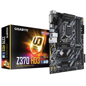 GIGABYTE Z370 HD3 LGA 1151 (8th Gen CPU Only) Intel Z370