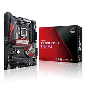 ASUS ROG Maximus X Hero LGA 1151 (8th Gen CPU Only) Intel Z370