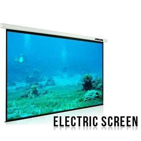 """Mozaiq ES150 Electric Projector Screen 150"""""""