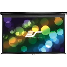 "Elite Screens M135UWH2 135"" Manual Projection Screen 16:9"