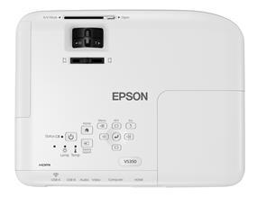 Epson VS350 XGA 3LCD Projector