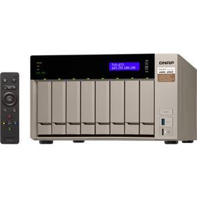 QNAP Eight-Bay NAS Enclosure (TVS-873)