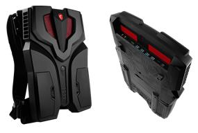 MSI VR ONE 6RE-016CA VR System Backpack