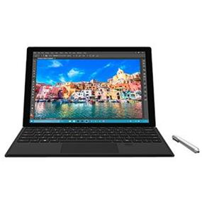 Microsoft Surface Pro 4 Tablet Kit with Black Type Cover (6SS-00001)