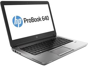 HP ProBook 640 G1 (Refurbished) Business Notebook