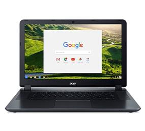 "Acer (Refurbished) CB3-532-C6T1 Chromebook 15 NX.GHJAA.006  I 15.6"" HD (1366 x 768) Intel Celeron N3060(1.60 GHz) 4GB DDR3 16 GB SSD Intel HD Graphics 400 Windows 10 Home"