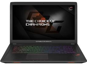 Asus ROG Strix GL753VE-DS74 Gaming Notebook