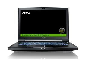 MSI WT73VR 7RM-629CA Workstation Notebook