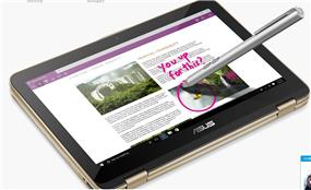 "ASUS VivoBook Flip 12 TP203NA-DB01T 11.6"" HD (1366x768) Intel Celeron N3350 (2.4GHz) 4GB Ram, 64GB eMMC, Intel HD Graphics BT4.1 Win10 Home"