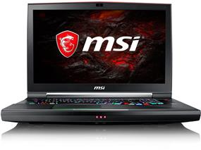 MSI GT75VR 7RF-036CA Titan Pro Gaming Notebook