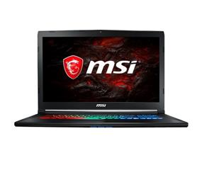 MSI GP72MVR 7RFX-620CA Gaming Notebook