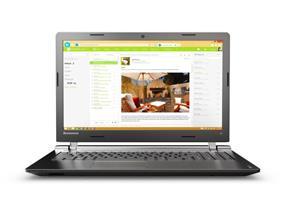 Lenovo ideapad 100-15IBD Notebook 80QQ00L3US