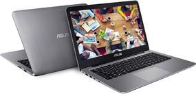 "ASUS VivoBook E203NA-DH02 11.6"" HD (1366x768) Intel Celeron N3350 (1.10 GHz) 4GB DDR3, 32GB eMMC + 32GB SD Card, Intel HD Graphics 500 Bluetooth 4.1 Windows 10 64-Bit"