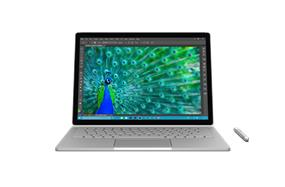Microsoft Factory Recertified Surface Book Detachable Tablet FGH-00001