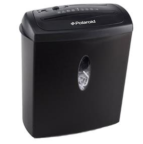 Polaroid Paper Shredder With 8-Sheet Shred Capacity & CD Shred