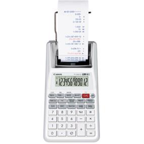 "Canon P1-DHV-G Printing Calculator - 12 Digit(s) - LCD - AC Supply Powered - 1.9"" x 4"" - Green (3832B002)"
