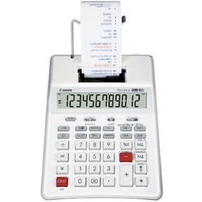 "Canon P23-DHV-G Printing Calculator - 12 Digit(s) - LCD - AC Supply/Battery Powered - 2.2"" x 6.4"" - Green (3831B002)"