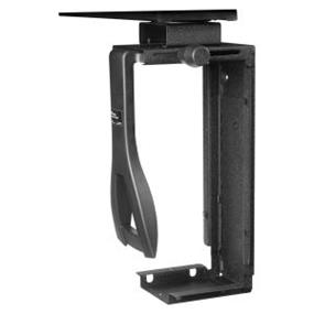 3M CPU Mount for CPU - Steel - Black