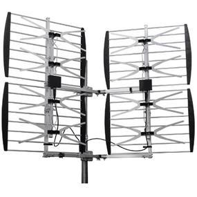 Digiwave 360 Degree Adjustable Multidirectional Super 8 Bay HDTV Antenna