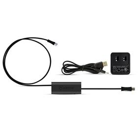 Antop Smartpass Indoor TV Amplifier - Black Color (AT-601B)