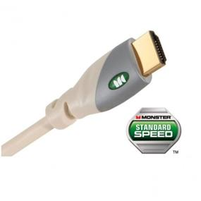 Monster® Essentials High Performance HDMI Cable High Speed - 8 ft. (MC HME HD AS2-8 EFS)